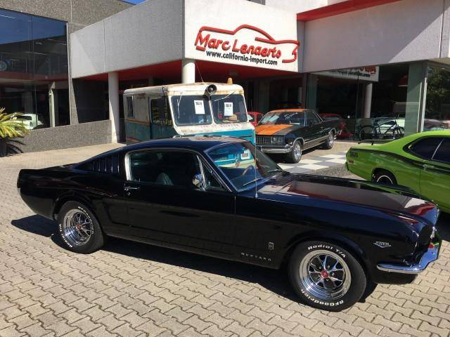 For Sale: Ford Mustang GT (1966) offered for GBP 45,319