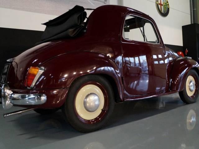 used fiat 500 of 1951 99 586 km at 21 500. Black Bedroom Furniture Sets. Home Design Ideas