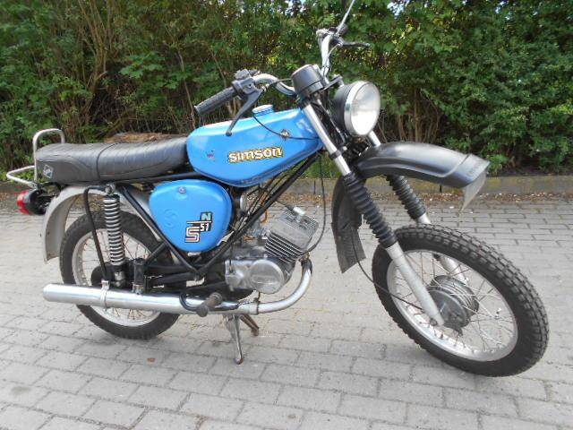 for sale simson s51 e 1987 offered for aud 3 568