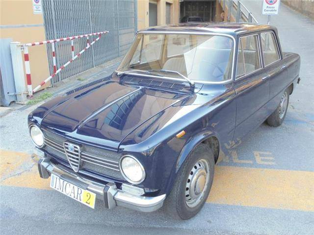 For Sale Alfa Romeo Giulia Super Offered For AUD - Alfa romeo giulia 1972