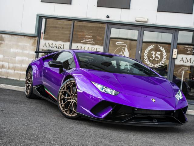 For Sale Lamborghini Huracan Performante 2018 Offered For Aud 435 760