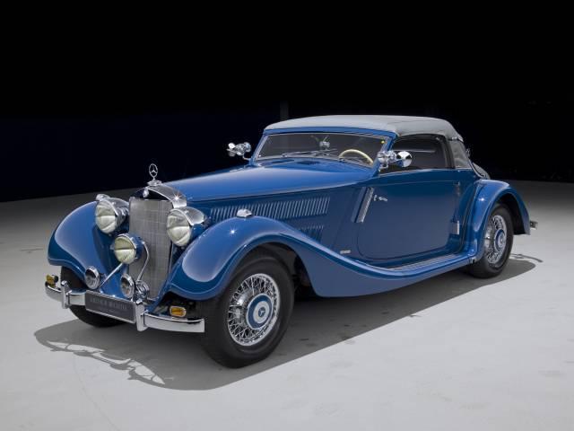 Mercedes-Benz 320 Cabriolet A (1940) for Sale - Clic Trader