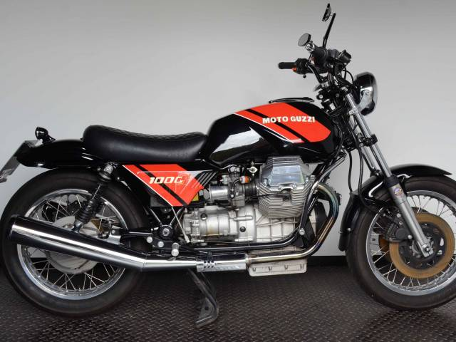 for sale moto guzzi mille gt 1991 offered for gbp 11 379. Black Bedroom Furniture Sets. Home Design Ideas