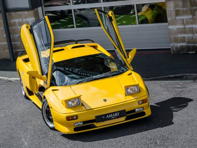 For Sale Lamborghini Diablo Sv 1997 Offered For Gbp 149 995