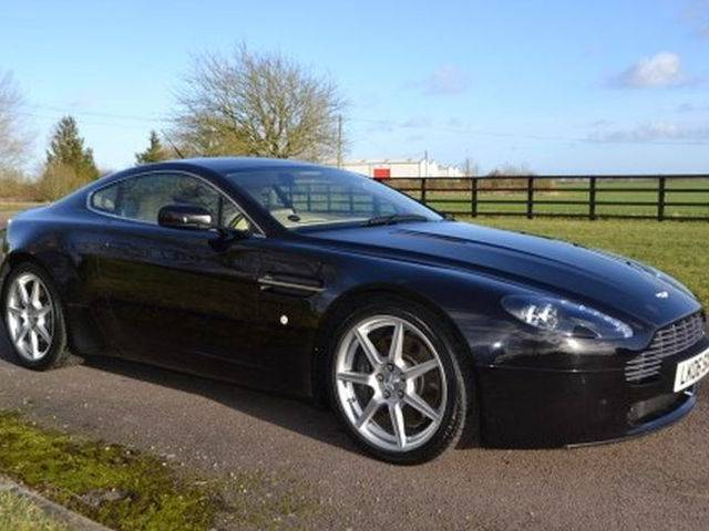 For Sale Aston Martin V Vantage Offered For GBP - 2006 aston martin v8 vantage