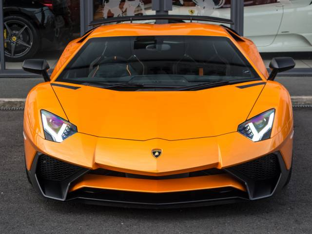 For Sale Lamborghini Aventador Lp 750 4 Sv 2016 Offered For Gbp
