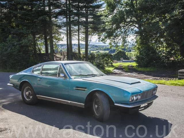 for sale aston martin dbs 1972 offered for gbp 99 950. Black Bedroom Furniture Sets. Home Design Ideas