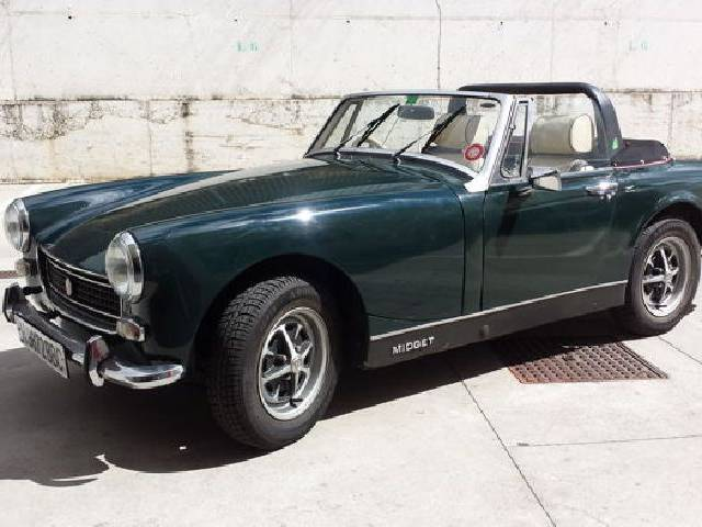 Thanks for mg midget rpm help confirm. join