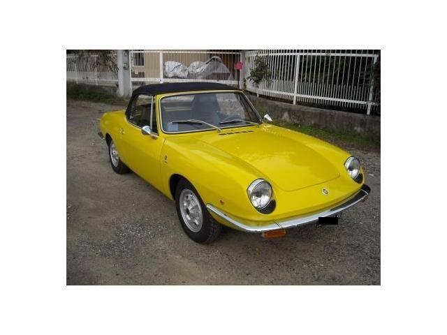 fiat 850 sport spider 1971 in vendita a eur. Black Bedroom Furniture Sets. Home Design Ideas