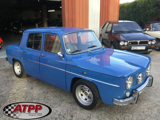 renault r 8 gordini 1967 en vente pour 54 000 eur. Black Bedroom Furniture Sets. Home Design Ideas