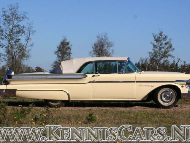 For Sale Mercury Turnpike Cruiser 1958 Offered For Gbp 77825