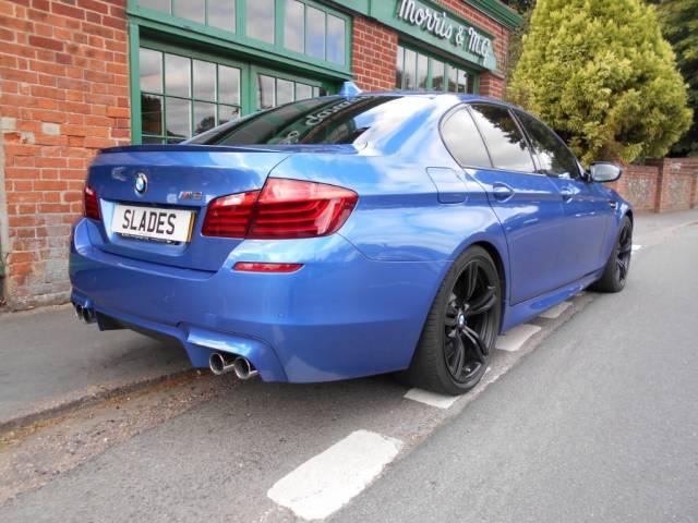 BMW M5 (2016) für CHF 41'372 kaufen