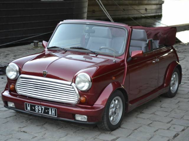 For Sale Rover Mini Cabriolet 1995 Offered For Aud 40682