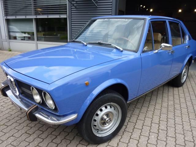Alfa Romeo Alfetta 1.8