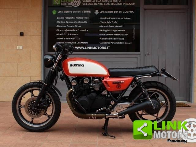 For Sale: Suzuki GS 650 G Katana (1984) offered for AUD 11,273