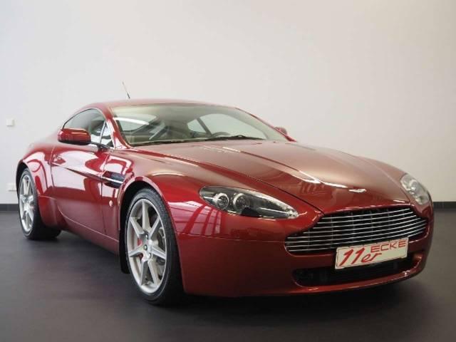 Aston Martin V8 Vantage 2007 Für 57 000 Eur Kaufen