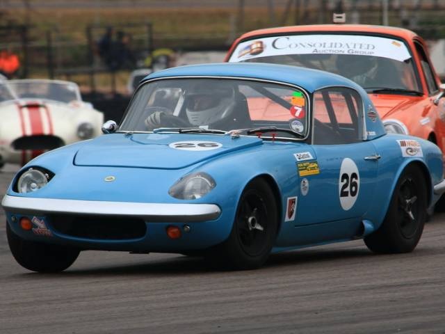 For Sale Lotus Elan 1965 offered for GBP 79995