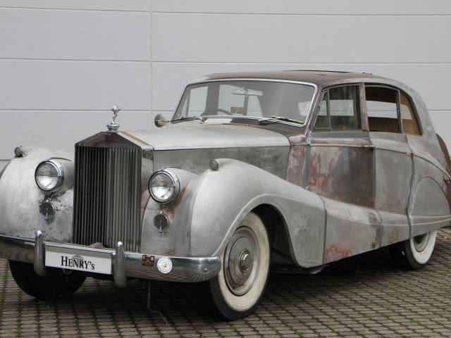 rolls royce silver dawn 1955 kaufen classic trader. Black Bedroom Furniture Sets. Home Design Ideas