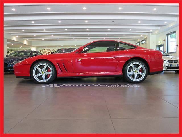 For Sale Ferrari 575 Maranello F1 2004 Offered For Gbp 96007