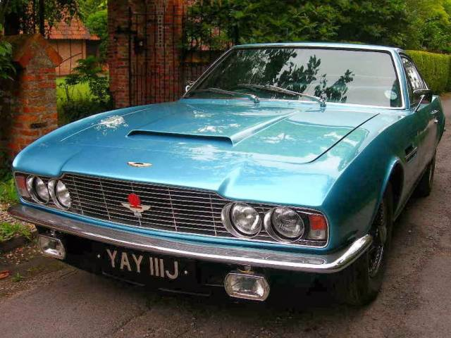 for sale: aston martin dbs (1971) offered for gbp 139,000