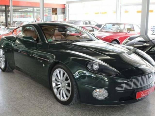 Aston Martin V12 Vanquish 2002 Für 95 500 Eur Kaufen