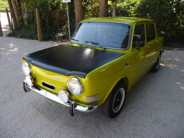 simca 1000 rallye 2 1974 in vendita classic trader. Black Bedroom Furniture Sets. Home Design Ideas