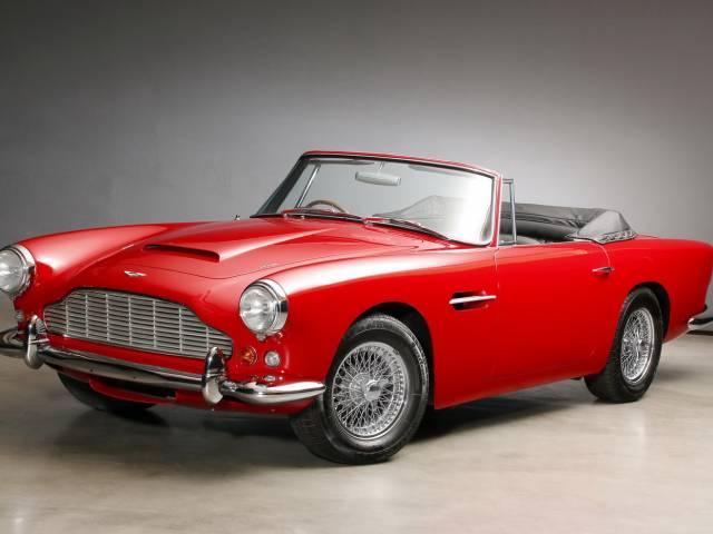 Aston Martin Db 4 Convertible Vantage 1963 Kaufen Classic Trader