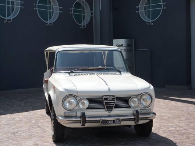 annonce alfa romeo giulia d 39 occasion de 1967 1 500 km. Black Bedroom Furniture Sets. Home Design Ideas