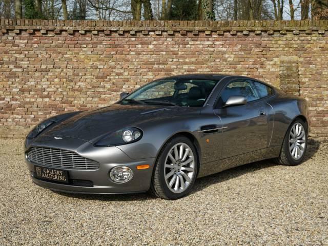 For Sale Aston Martin V12 Vanquish 2003 Offered For Gbp 68 424