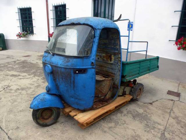 for sale piaggio vespa ape c 1966 offered for aud 3 204. Black Bedroom Furniture Sets. Home Design Ideas