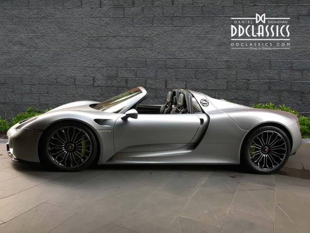 Porsche 918 Spyder 2015 For Sale Classic Trader