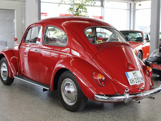 volkswagen coccinelle d 39 occasion de 1960 14 000 km 16. Black Bedroom Furniture Sets. Home Design Ideas