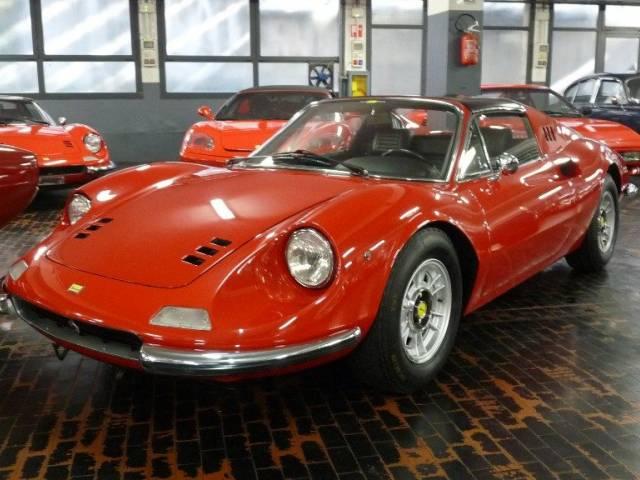Ferrari Dino 246 GTS 1973 in vendita  Classic Trader
