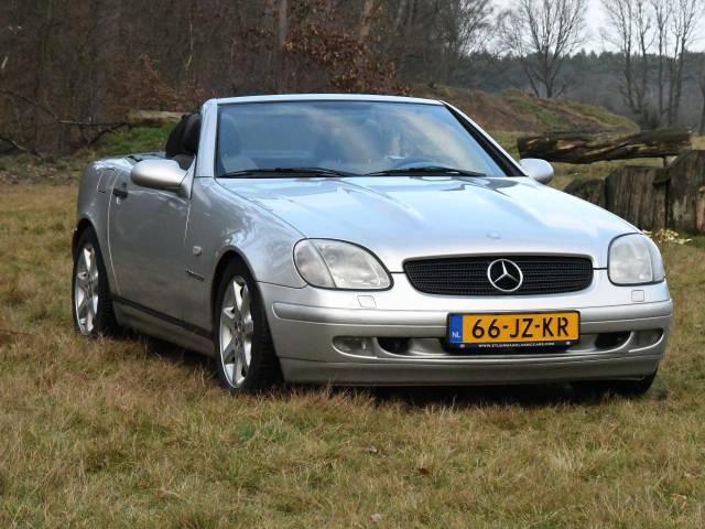 Mercedes Garage Roermond : Mercedes benz slk kompressor für eur kaufen