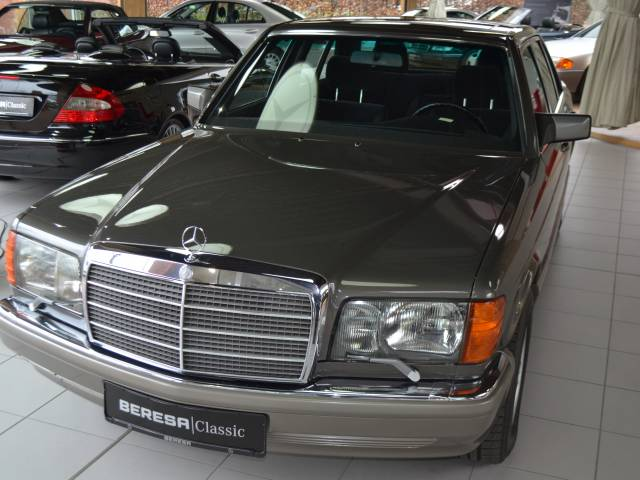 For sale mercedes benz 560 sel 1990 offered for aud 43 772 for Mercedes benz germany internship