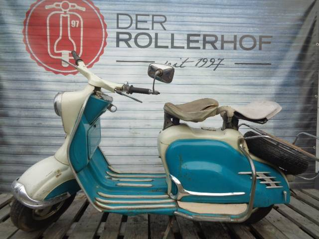 For Sale: NSU Lambretta 150 (1962) offered for AUD 3,253