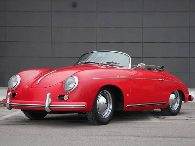 porsche 356 1500 speedster 1954 kaufen classic trader. Black Bedroom Furniture Sets. Home Design Ideas