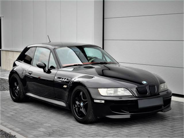 For Sale: BMW Z3 M-Coupe (1999) offered for GBP 26,990