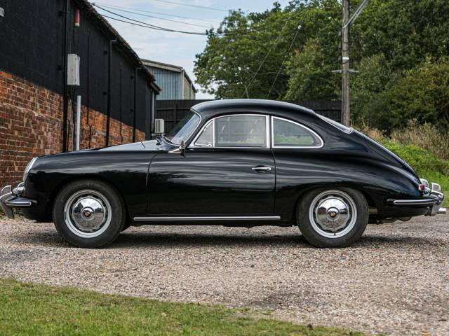 Porsche 356 B 1600 (1959) for Sale - Classic Trader