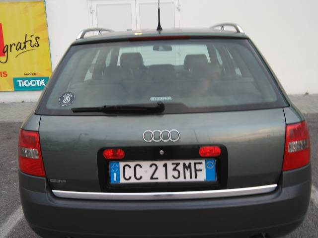 For Sale Audi A6 25 Tdi Allroad Quattro 2003 Offered For Aud 6377