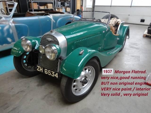 Morgan 4/4 Series I