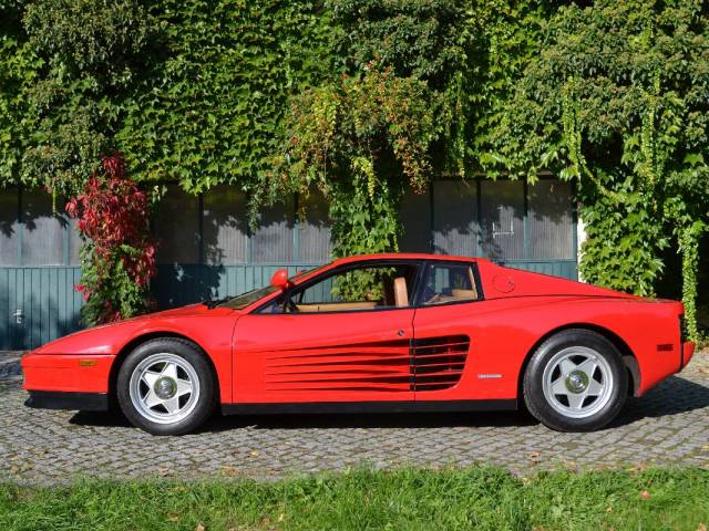ferrari testarossa 1985 f r chf 126 39 602 kaufen. Black Bedroom Furniture Sets. Home Design Ideas