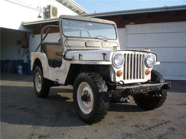 jeep willys overland cj 3a 1950 f r eur kaufen. Black Bedroom Furniture Sets. Home Design Ideas