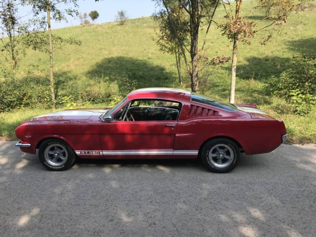 Ford Mustang Gt 1965 Fastback