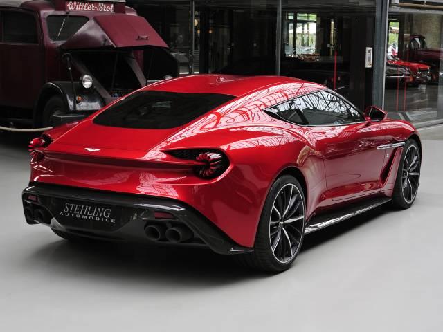 Aston Martin Vanquish Zagato 2017 Kaufen Classic Trader