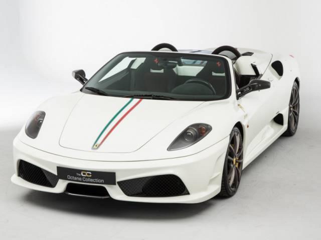 For Sale Ferrari Scuderia Spider 16m 2009 Offered For Gbp 259995