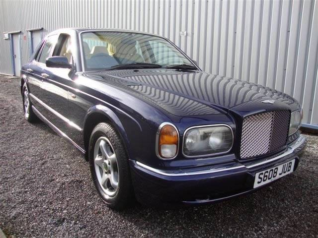 bentley arnage d 39 occasion de 1998 41 000 km 29 401. Black Bedroom Furniture Sets. Home Design Ideas