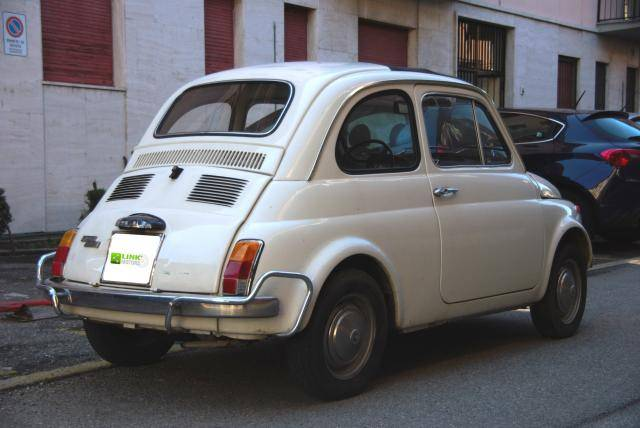 fiat 500 d 39 occasion de 1969 81 000 km 3 400. Black Bedroom Furniture Sets. Home Design Ideas