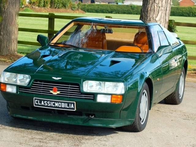 Aston Martin V8 Zagato Vantage X Pack 1987 For Sale Classic Trader