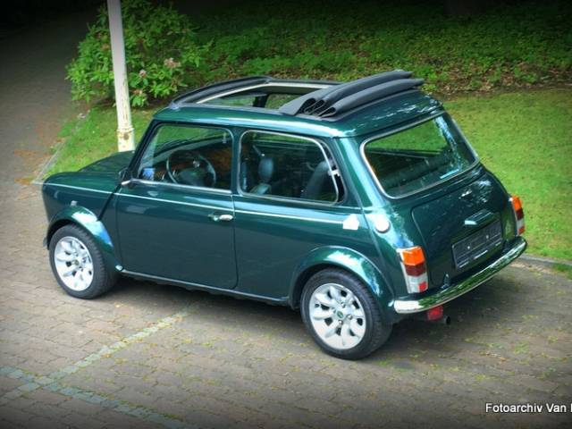 rover mini cooper 40 limited edition 2000 f r eur kaufen. Black Bedroom Furniture Sets. Home Design Ideas